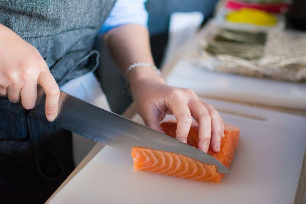 Las delicias del salmón