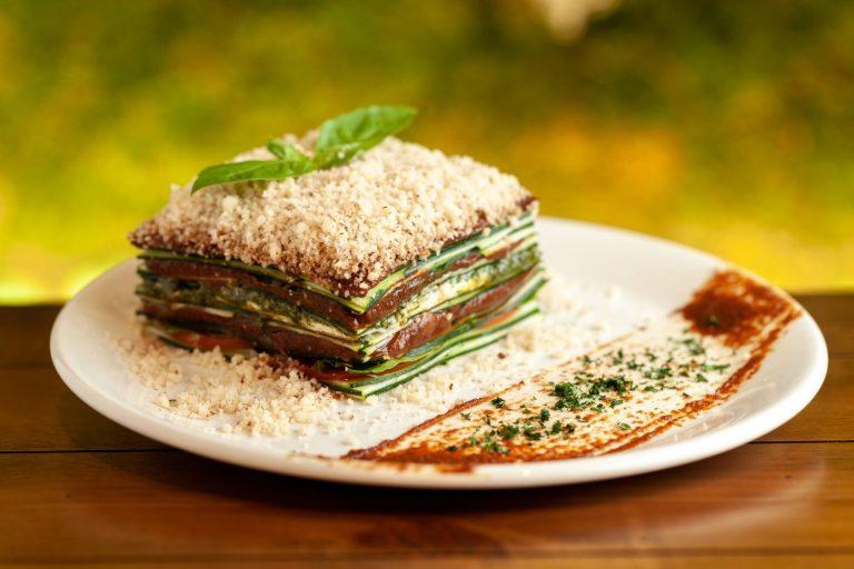 Levél Veggie Bistro, alta cocina vegana con sello de autora