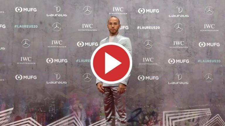 El piloto Lewis Hamilton da positivo por COVID-19