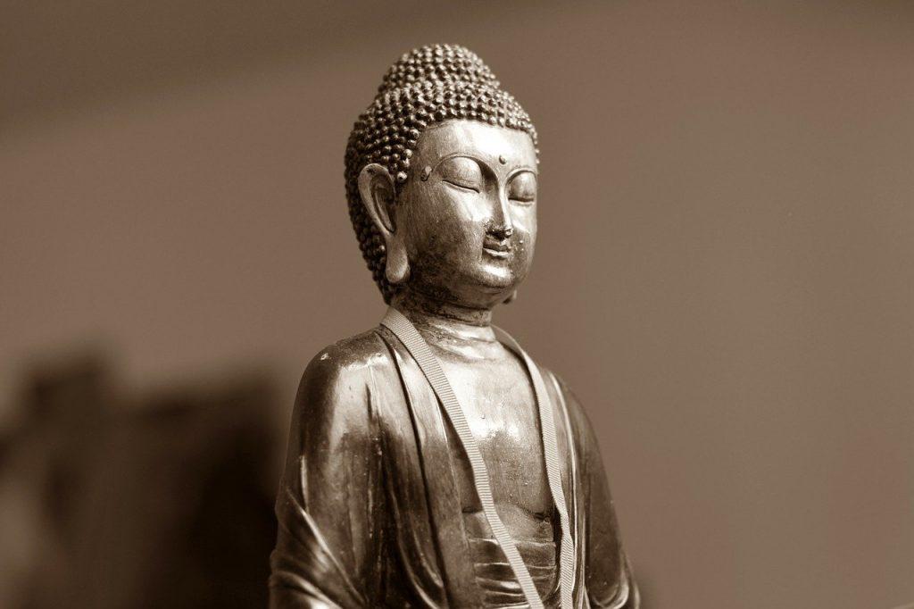 El libre albedrío en el budismo