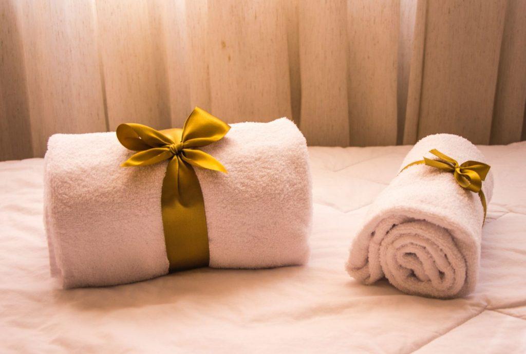 Los motivos por los que hay toallas que no secan