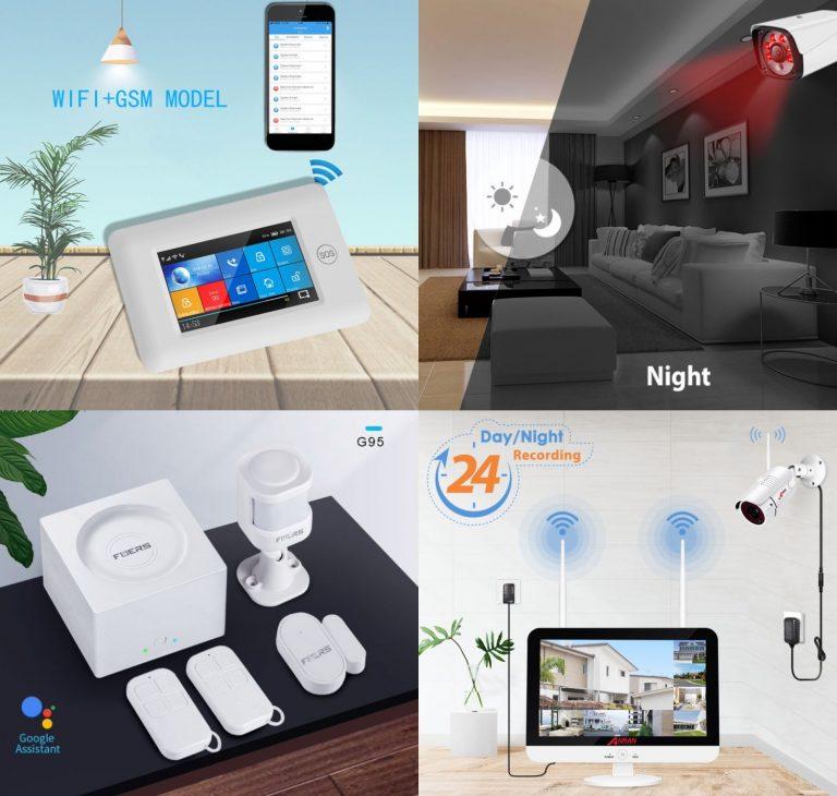 Los 8 ofertones de AliExpress en sistemas de seguridad inteligente