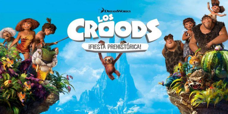 """""""Los Croods"""" y otras películas infantiles que hablan de la prehistoria"""