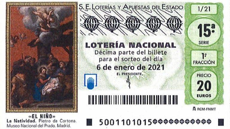 Lotería del Niño: así puedes buscar y comprar por Internet el número con el que has soñado