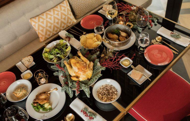 Maison Lú: un viaje por los mercados más singulares de Francia a través de sus menús de Navidad