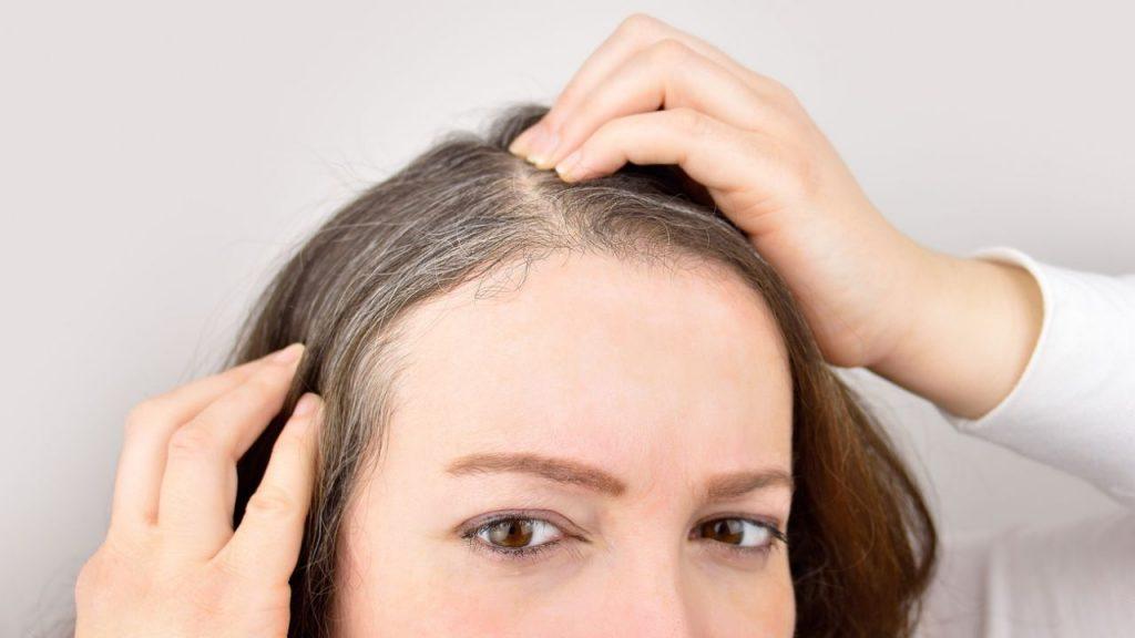Métodos contra el envejecimiento del pelo