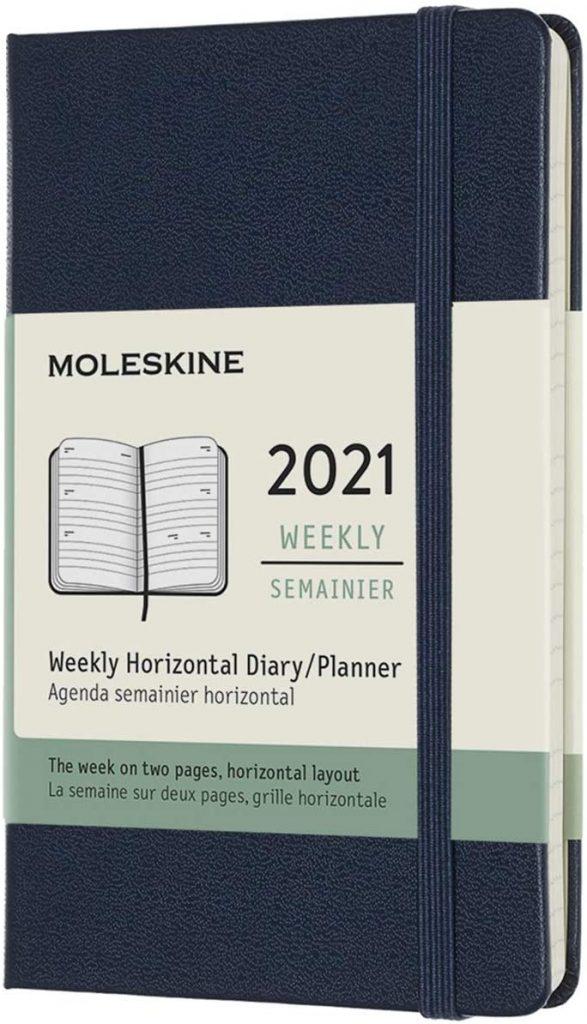 Moleskine, Paperblanks: las mejores agendas para iniciar el 2021