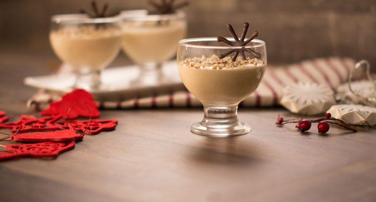 Mousse de turrón blando: el postre gourmet más fácil para Navidad