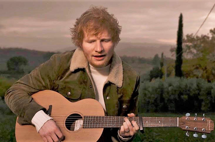 Ed Sheeran regresa con 'Afterglow'