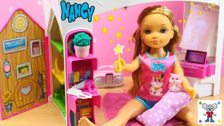 Nancy, Barriguitas, Mariquita Pérez: muñecas de antaño que hoy siguen estando de moda