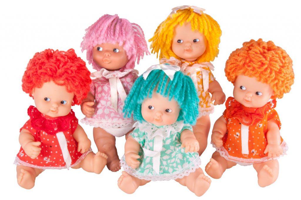 ¿Qué es una muñeca de antaño?