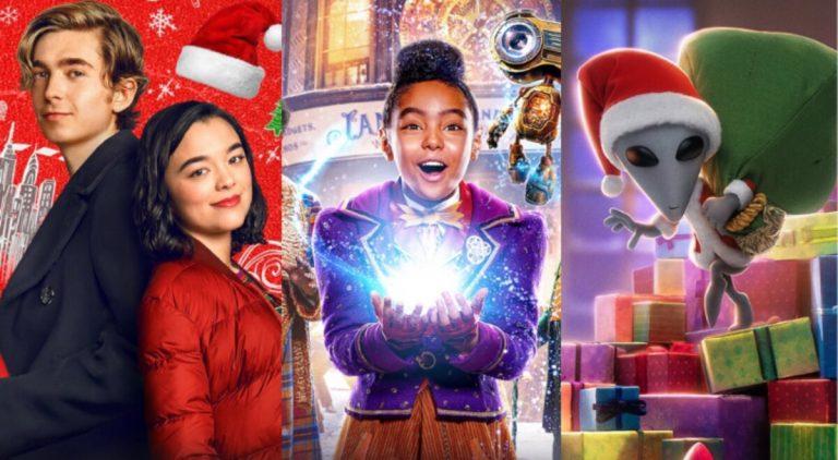 Netflix: series que se estrenan esta Navidad y son de lo mejor
