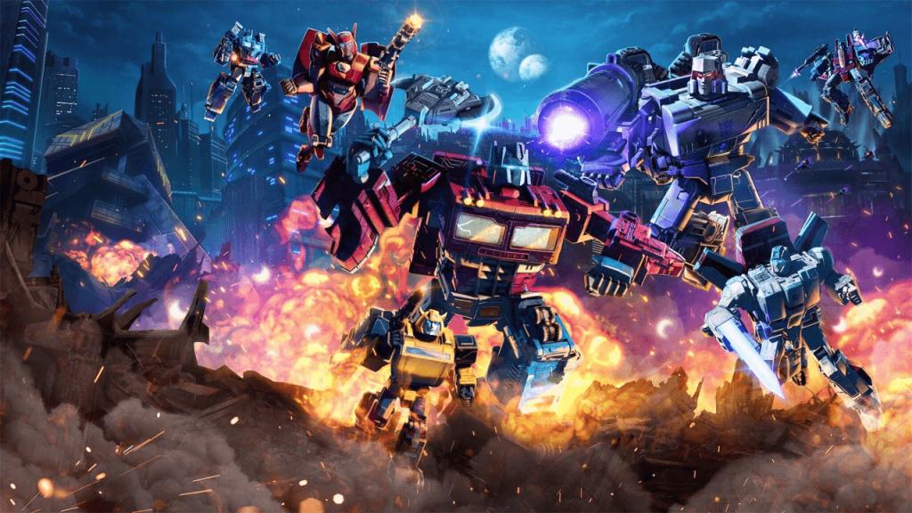 Segunda temporada de Transformers: Trilogía de la Guerra por Cybertron
