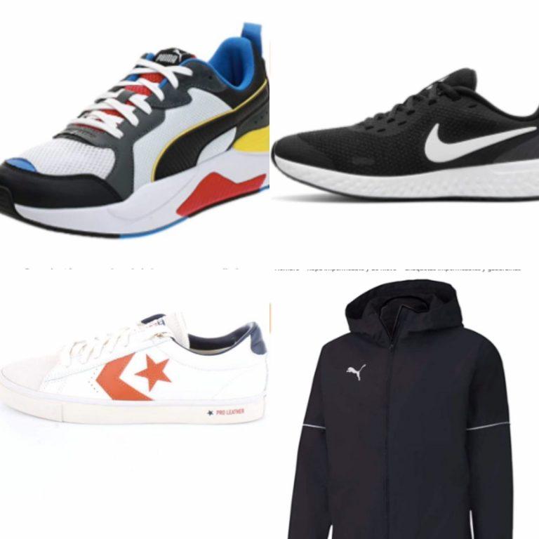 Nike, New Converse y Puma: chollos del 3/12 en Amazon