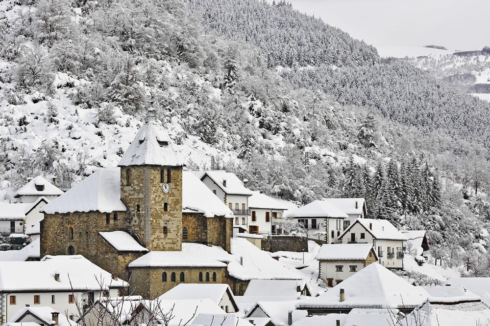 Ochagavia, Navarra pueblos más bonitos de España