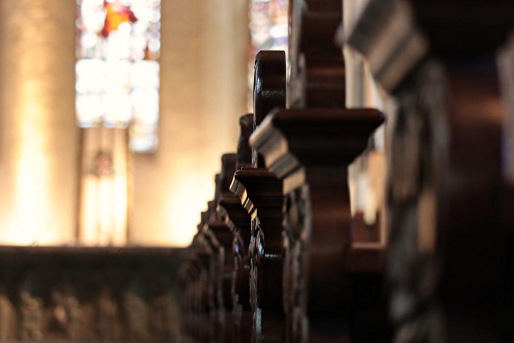 Organización de la Iglesia católica