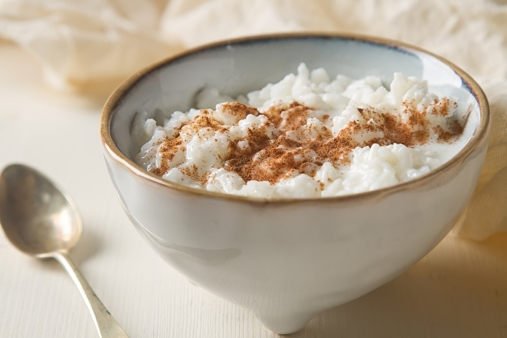 Origen del arroz con leche