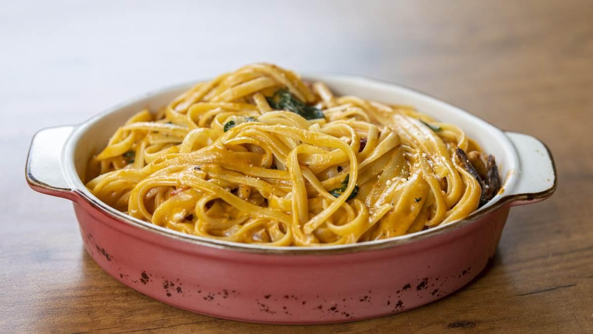 Pasta: salsas sin tomate que son perfectas