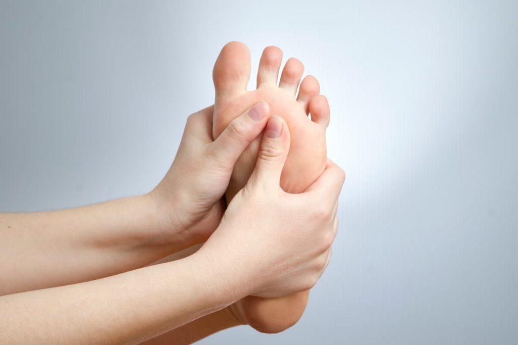 Prevenir el pie de atleta