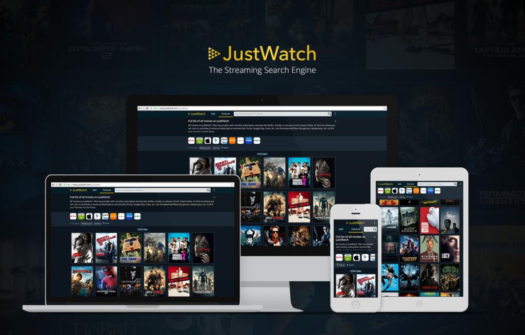 ¿Qué es Justwatch?