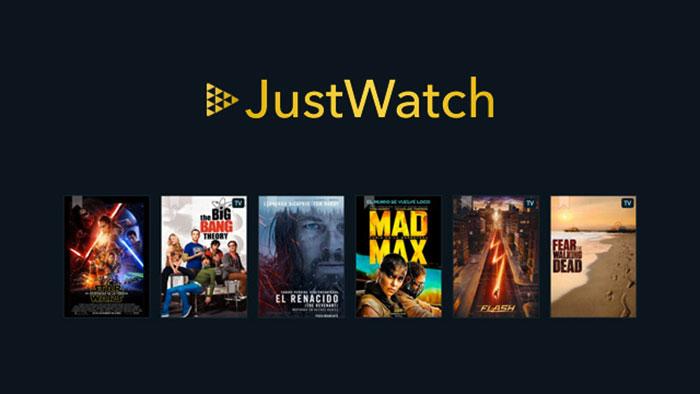¿Qué plataforma de Streaming puedes conseguir en Justwatch?