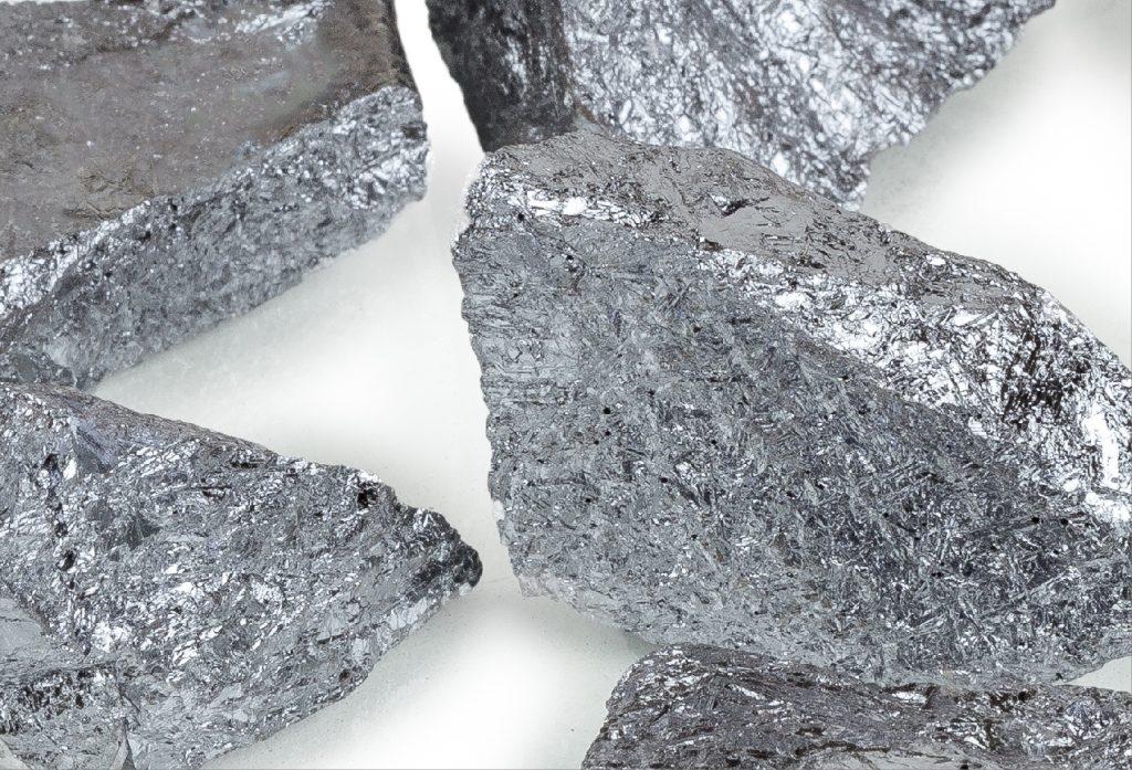 Gama de aplicación del silicio