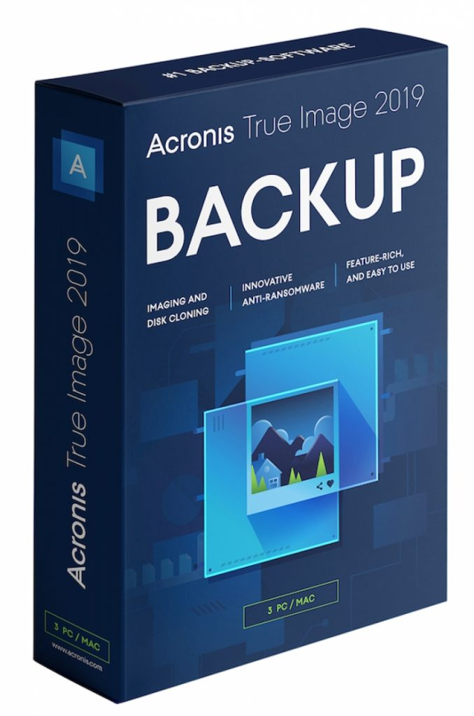 Programas especializados (Backups)