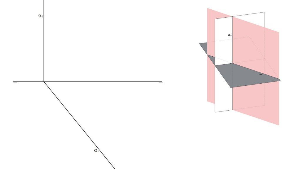 Plano horizontal