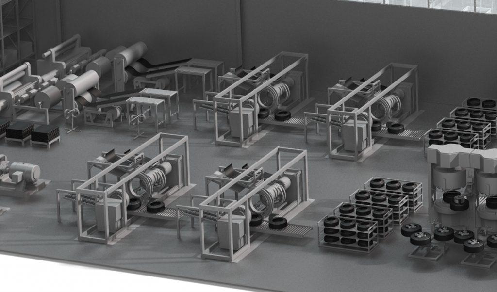 Fabricación de neumáticos