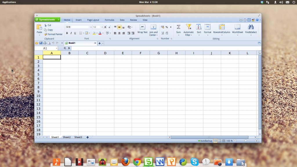 WPS una herramienta útil como suite ofimática