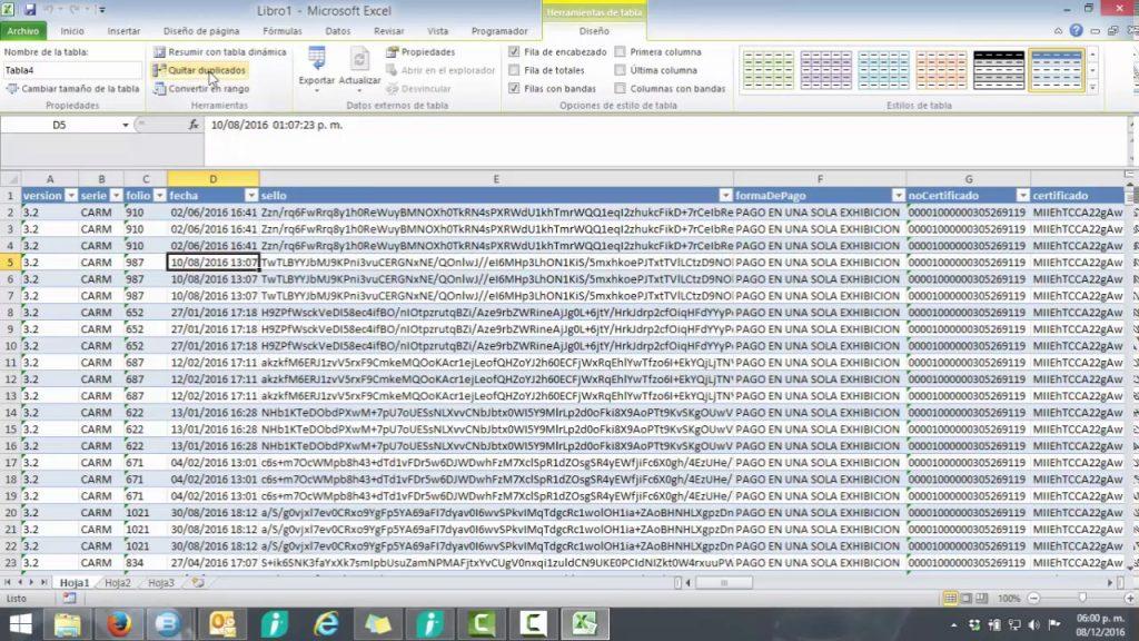 Con Excel