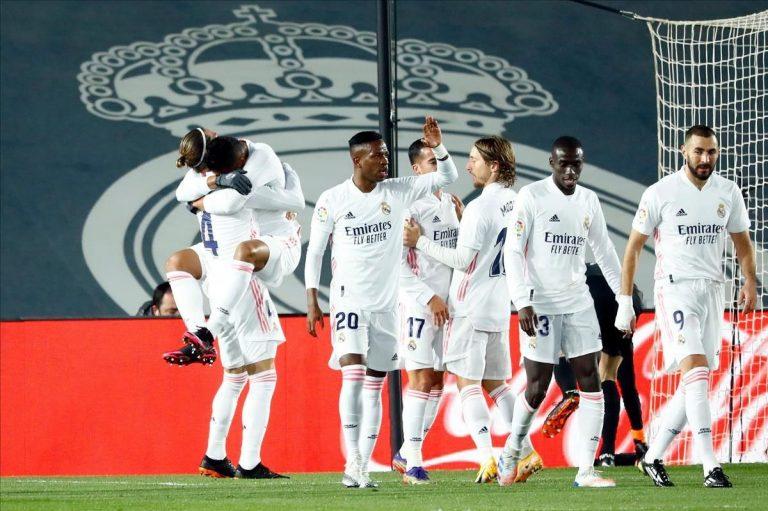 Este Real Madrid es otro y vence con autoridad al Atlético por 2-0