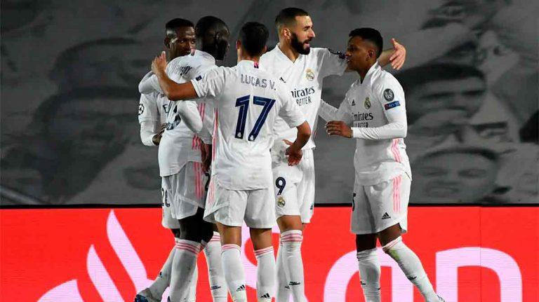 Real Madrid 2- 0Borussia Mönchengladbach: Zidane salva la debacle