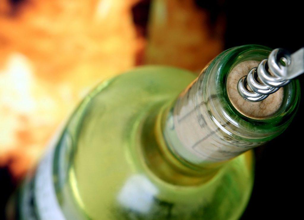 Consejos para descorchar vino