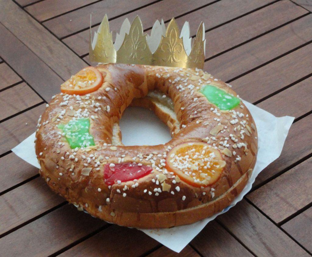 Este es el roscón de reyes de supermercado más sano