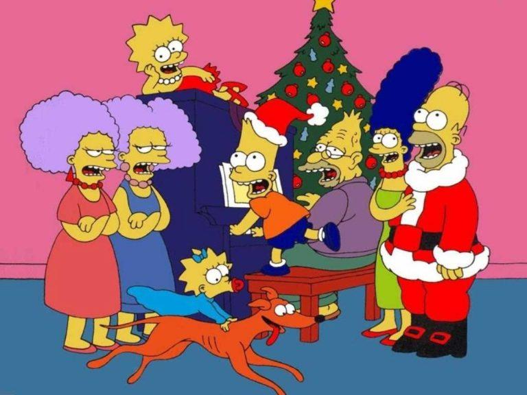 Los Simpson: capítulos navideños que merece la pena ver