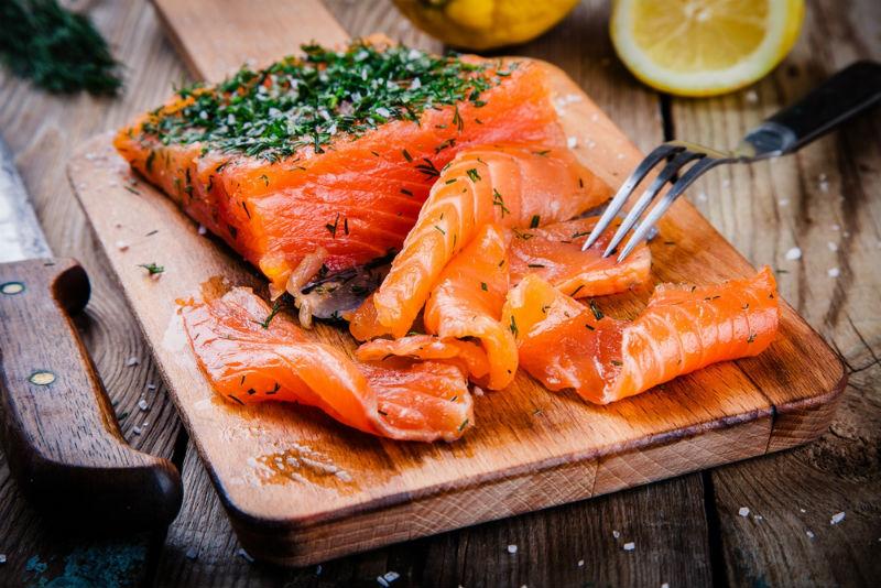 Sácale partido al salmón