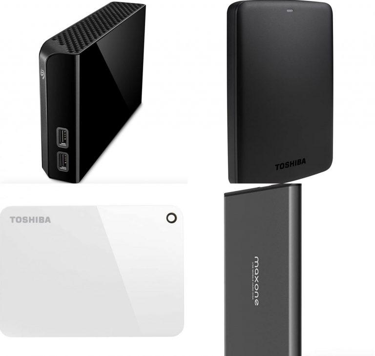 Seagate, Toshiba y más: almacena tus recuerdos con estos 10 discos duros de oferta en Amazon