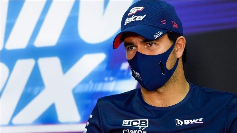 Checo Pérez, bajo presión: esto es lo que le pide Red Bull