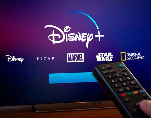 Series y documentales Disney+