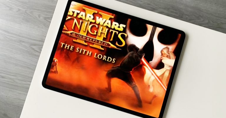 Así es Star Wars: KOTOR II, el mejor juego de móvil para los fans de la saga