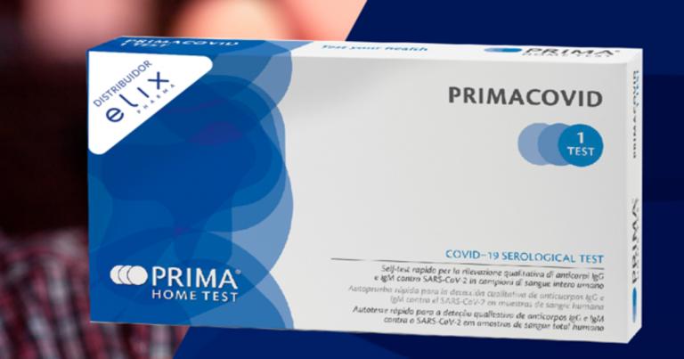 Test de autodiagnóstico de la Covid-19: cómo son y cómo comprarlos en la farmacia