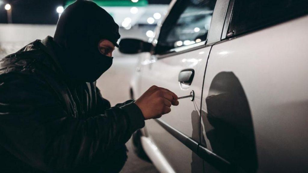 ¿Qué tan seguido roban coches?