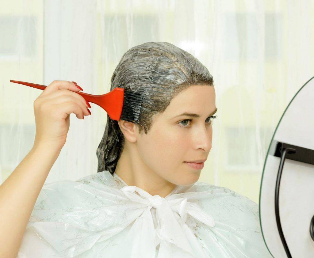 Tintes para el envejecimiento del pelo