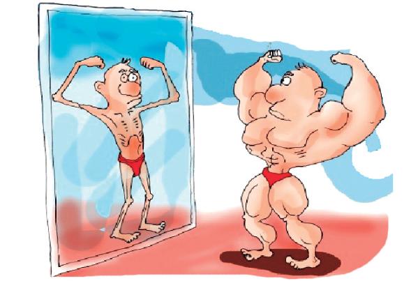 ¿Cuál es la solución para la vigorexia?