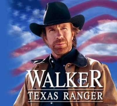 La serie, Walker Texas Ranger