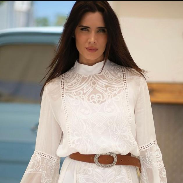 Pilar Rubio, de gala para sacar a los perros: el vestido que gusta a todos