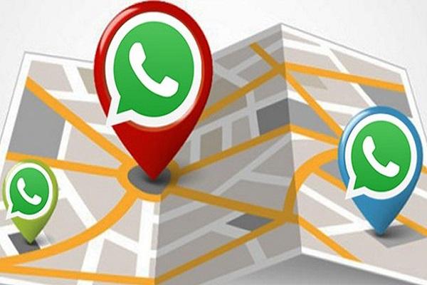WhatsApp conseguir ubicación