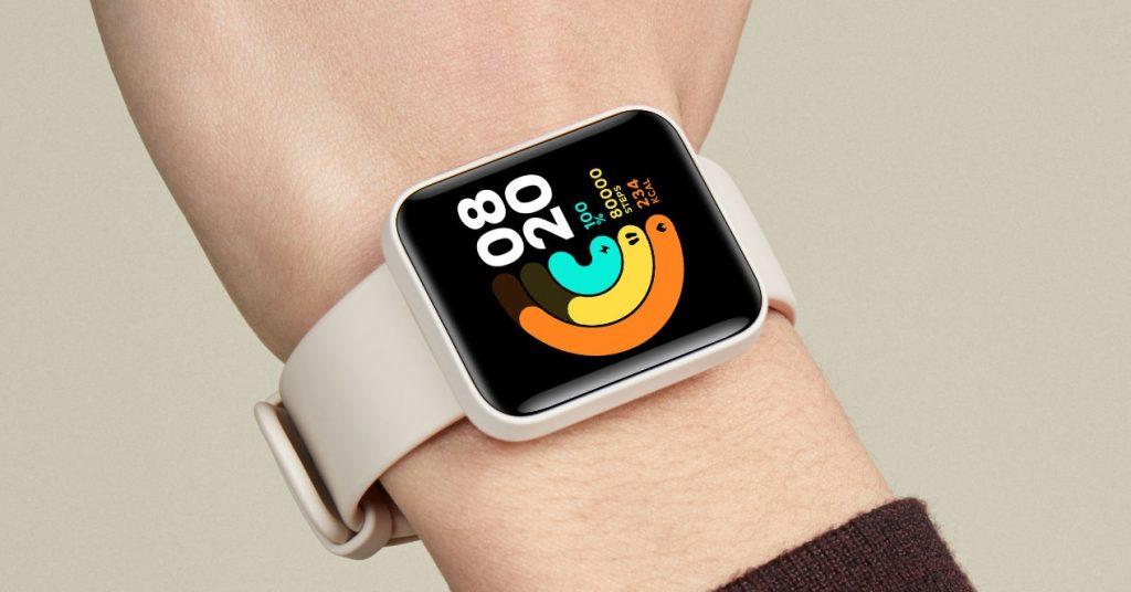 Así es el smartwatch barato de Xiaomi