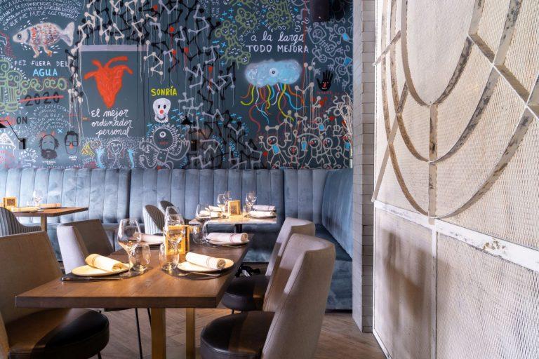 Zoko Valdemarín, el restaurante divertido y gamberro que Madrid necesita